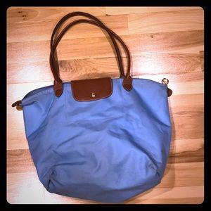 Large Longchamp Le Pliage handbag